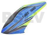 FUC-TX714E -  FUSUNO Izzard Airbrush Fiberglass canopy Trex 700E