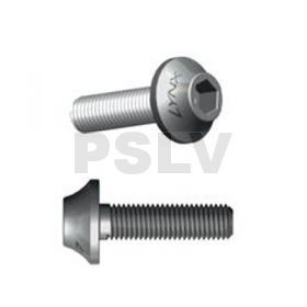 LX0101 - M3 X 8 - Button Frame Screw - 15 pc