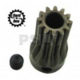 HO-0700H6-17T - RevCo Hard One 0.7m Pinion Gear 6mm Shaft 17T