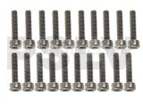 PV0637 Socket Screw M2.5x12