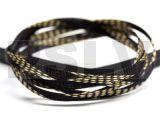 EDN-1029B10 - Servo Braid - Black and Yellow (1 m)