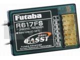 PSR617FS  - R617FS 7ch Rx 2.4GHz FASST