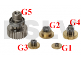 HSP52501 DS525 Servo Gear Set