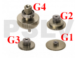 HSP65502 DS655 Servo Gear Set