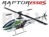 T4731-A13 Raptor E550S Sport ARF Combo Kit