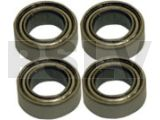PV0051 Lever bearings 4 pcs